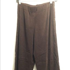 J Jill Crop Pants NWT Size 4p